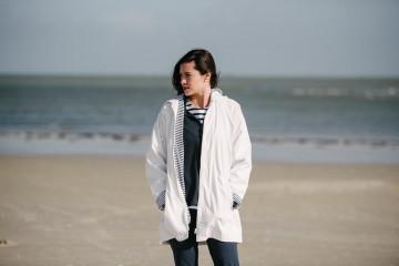 Ciré et parka femme | Marine&Co, fabricant et grossiste de vêtements marins