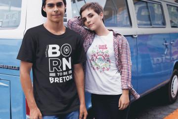 Tee-shirts imprimés | Breizhidoll par Marine&Co